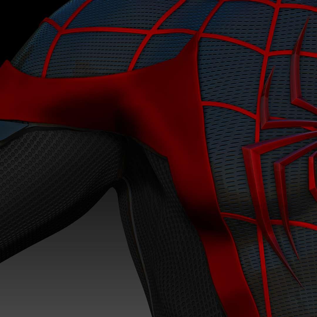 Spider-man Miles Morales and Gwen spider - Spider-man Miles Morales and Gwen spider diorama couple lovers - Los mejores archivos para impresión 3D del mundo. Modelos Stl divididos en partes para facilitar la impresión 3D. Todo tipo de personajes, decoración, cosplay, prótesis, piezas. Calidad en impresión 3D. Modelos 3D asequibles. Bajo costo. Compras colectivas de archivos 3D.