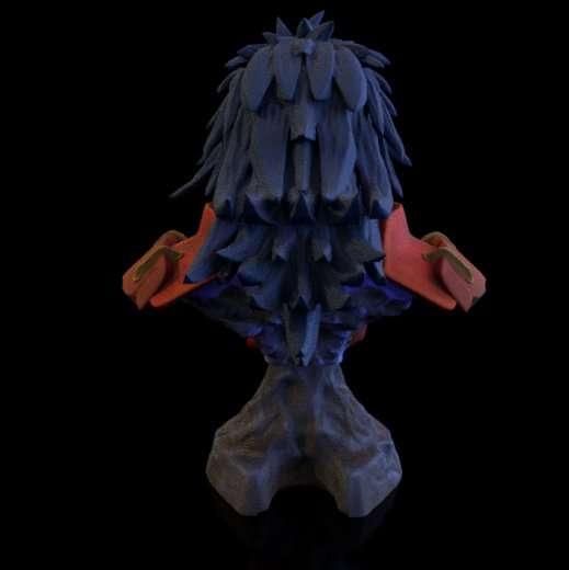 madara de naruto - madara from naruto anime is cut and there is also a whole file - Os melhores arquivos para impressão 3D do mundo. Modelos stl divididos em partes para facilitar a impressão 3D. Todos os tipos de personagens, decoração, cosplay, próteses, peças. Qualidade na impressão 3D. Modelos 3D com preço acessível. Baixo custo. Compras coletivas de arquivos 3D.