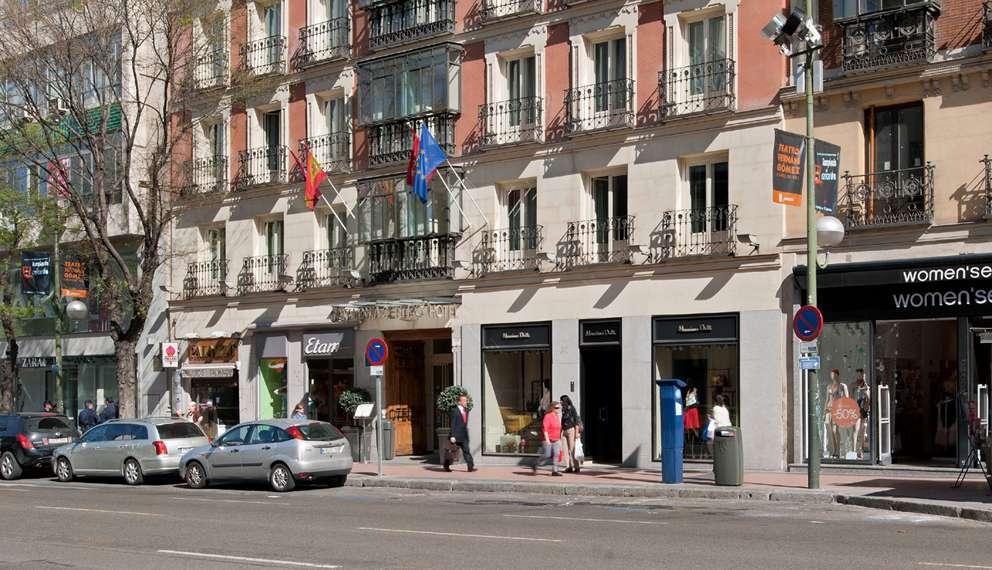 Hotel catalonia goya web oficial catalonia hotels resorts - One shot hotels madrid ...