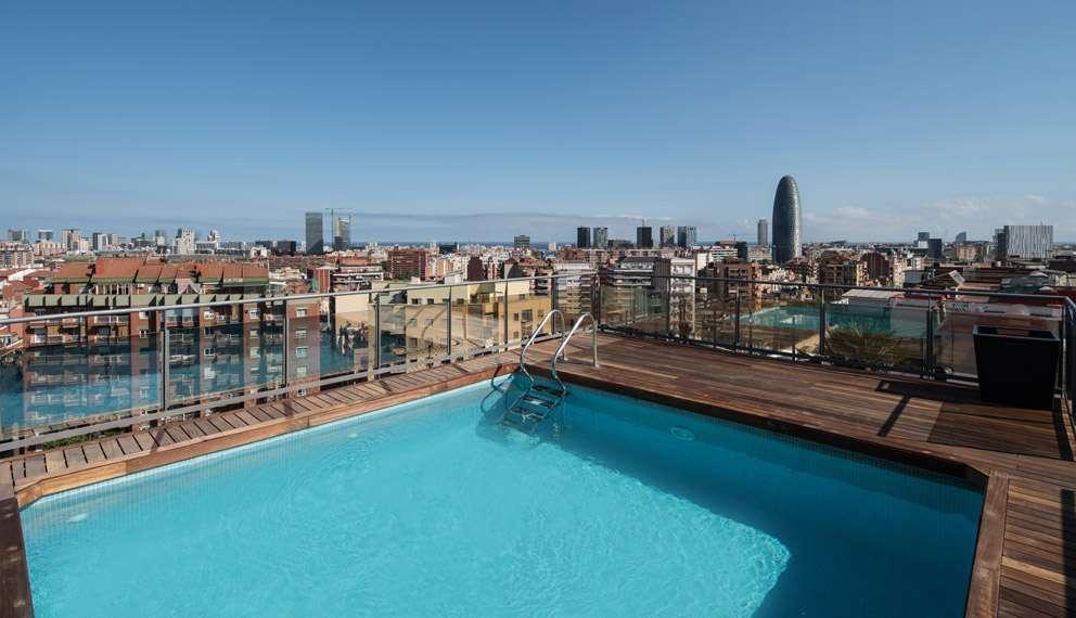 Hotel catalonia atenas catalonia hotels resorts - Piscina bagnolo mella ...