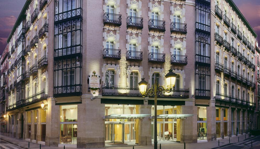 San Alfonso Del Mar Updated 2019 Prices Condominium >> Hotels In Zaragoza Catalonia Hotels Resorts