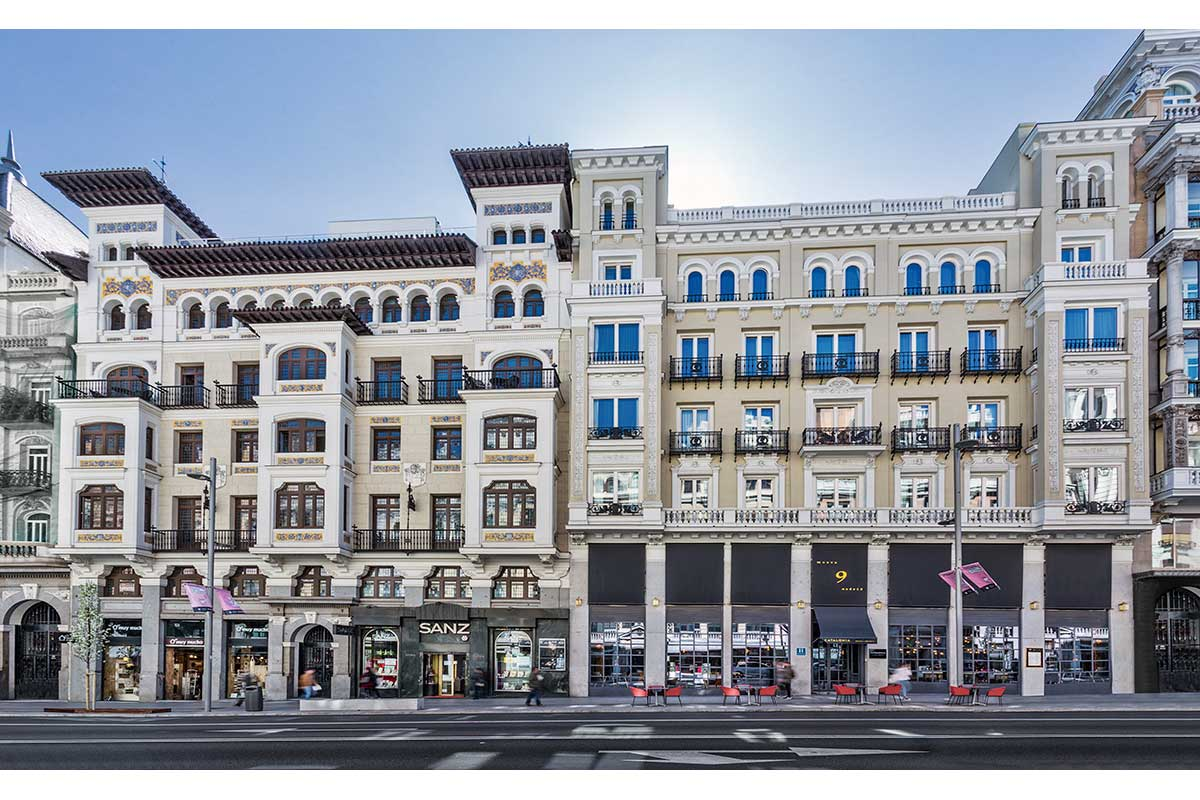 Catalonia Gran Via Official Website Catalonia Hotels