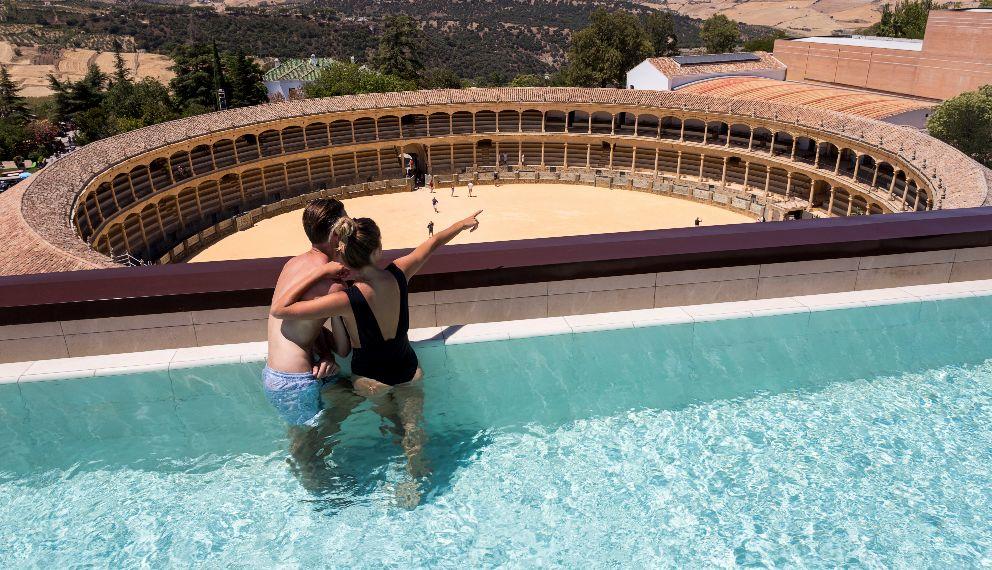 Hoteles en ronda catalonia hotels resorts - Hotel en ronda con encanto ...