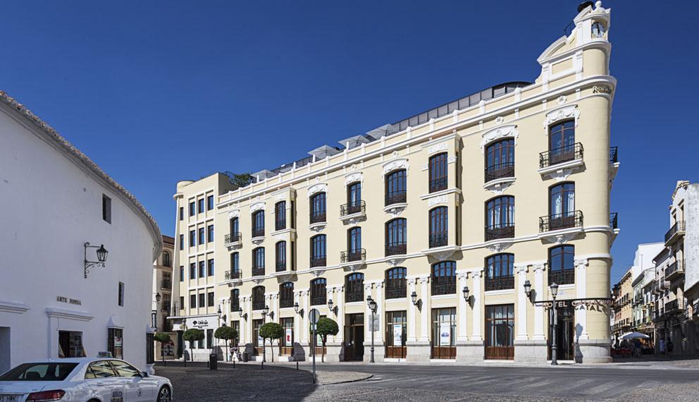 Resultado de imagen de hotel catalonia ronda