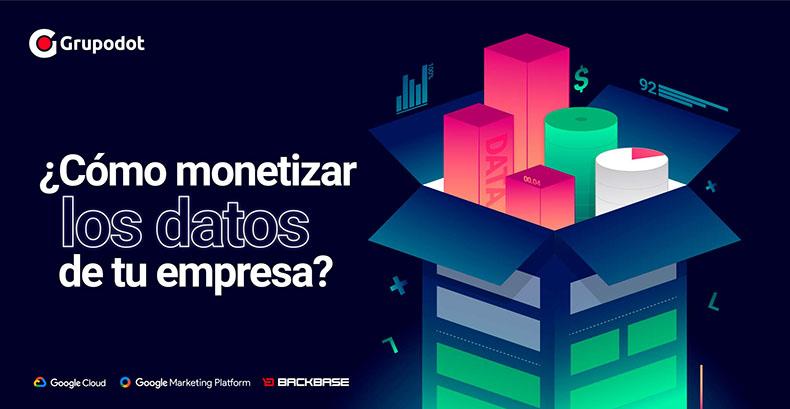 ¿Cómo monetizar datos en tu empresa?
