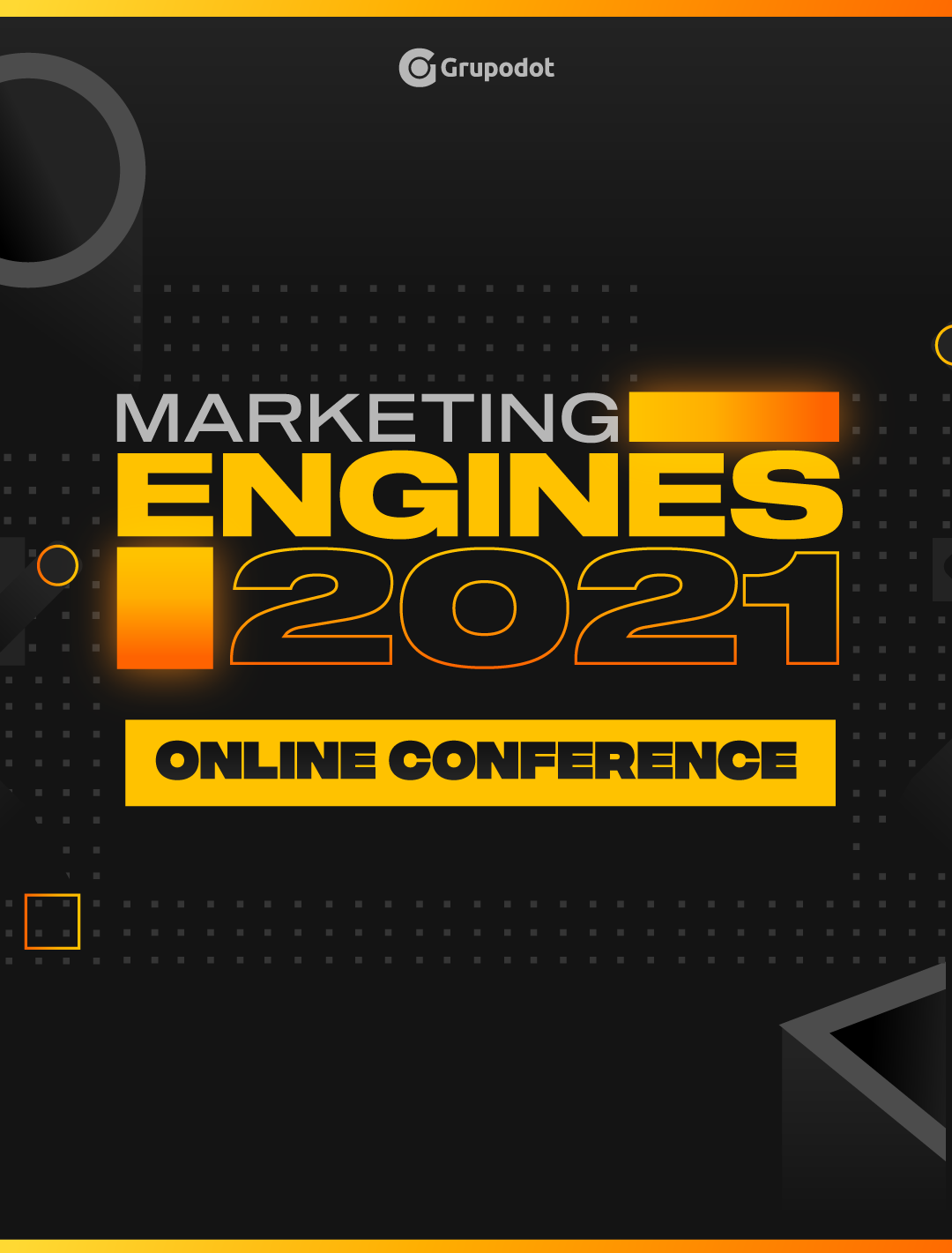 marketing engines 2021 online conference