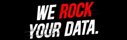 we rock your data