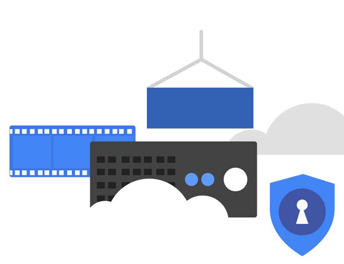 Google cloud iaas