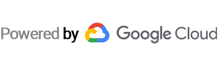 Powered by Google Cloud