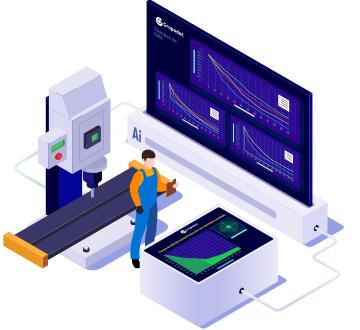 soluciones inteligencia artificial sector industrial construccion de modelo