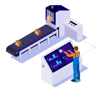 soluciones inteligencia artificial sector industrial indices de mejora
