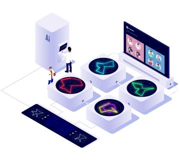 soluciones inteligencia artificial sector retail segmentacion