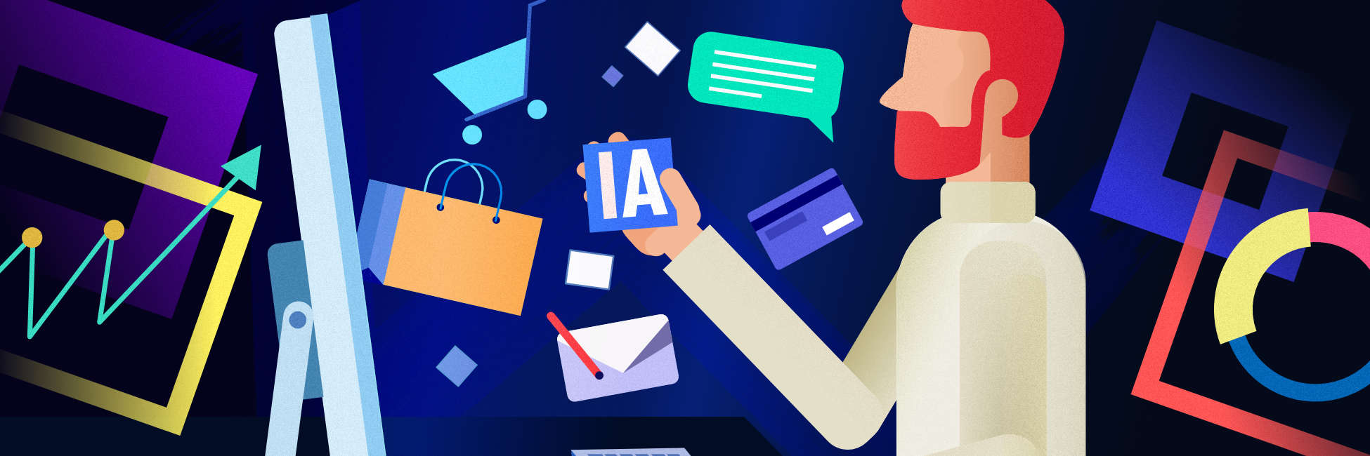 Artificial intelligence enables digital advertising