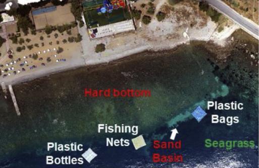 Imagen capturada por drones