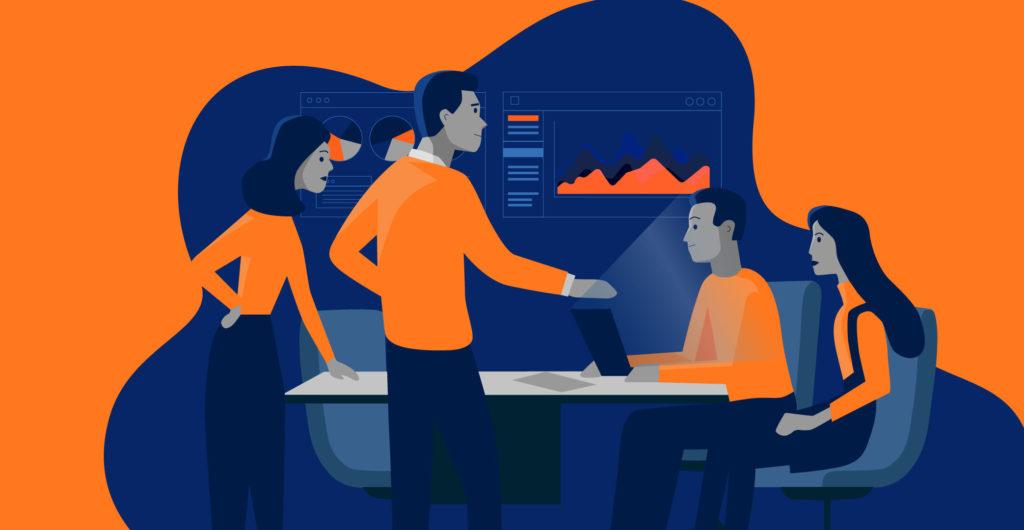 co-creación según the big enterprise datalake