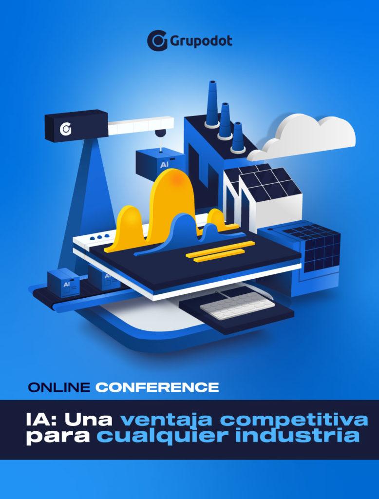 online conference ia: ventaja competitiva poster