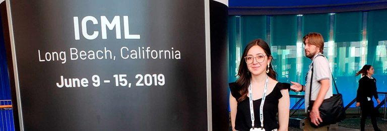 ICML 2019 featuring monica