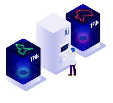 solución modelo clasificación tensor processor