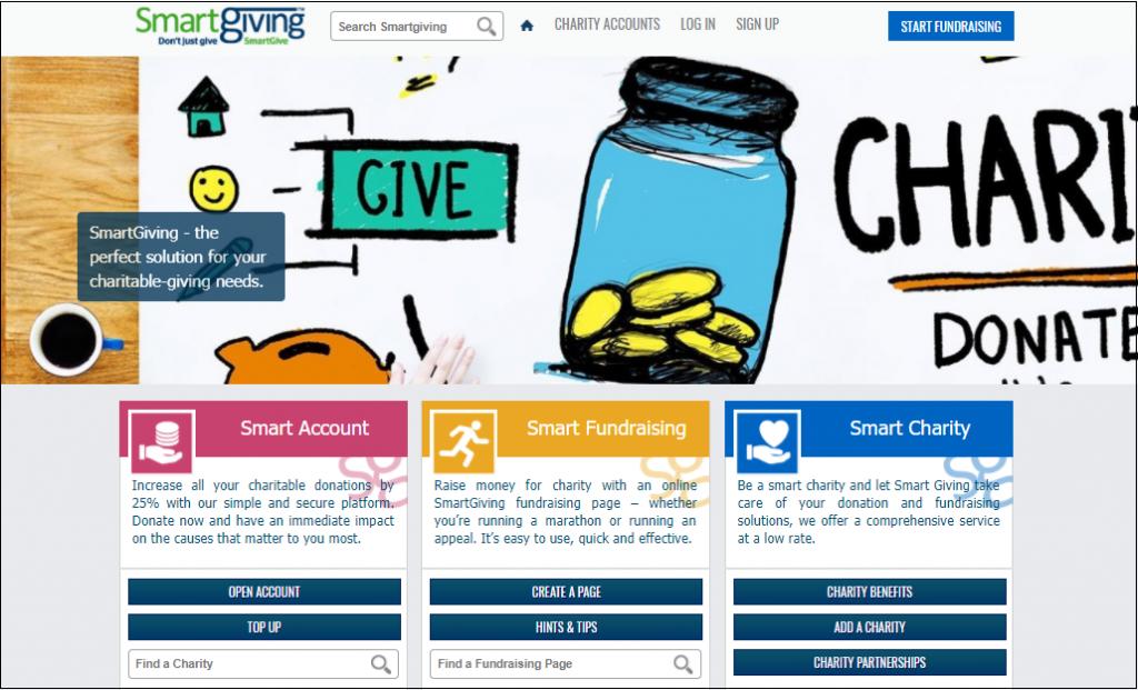 smartgiving