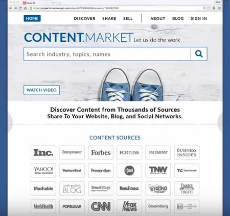 content market