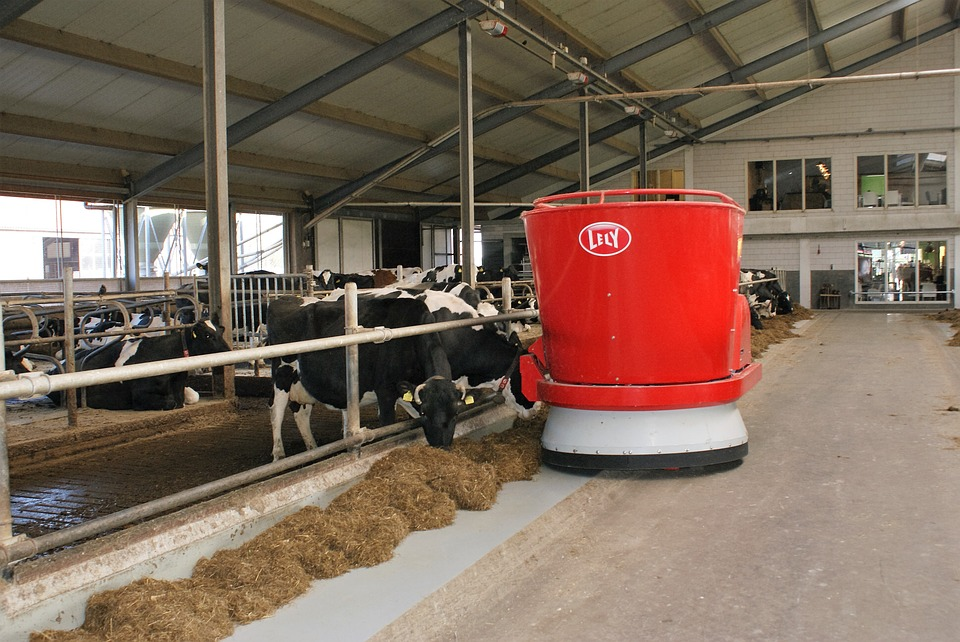 farm robots