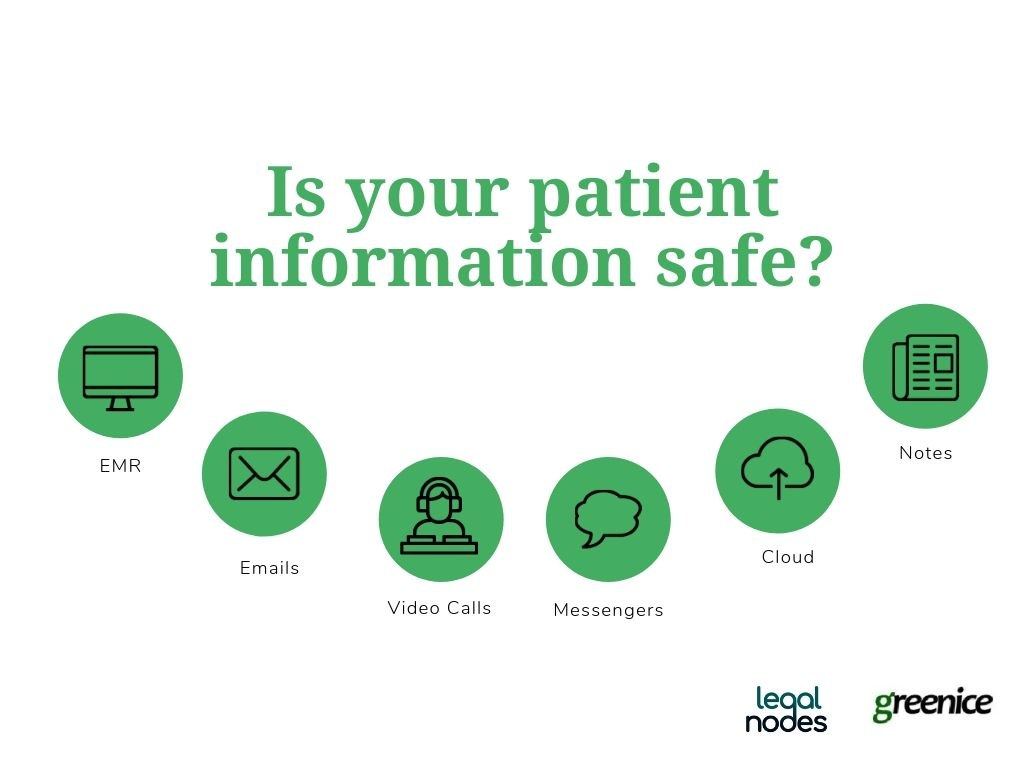 Patient information in mental health
