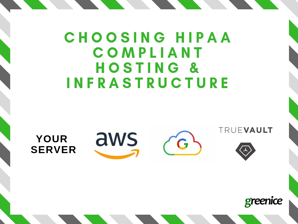 HIPAA Compliant Hosting and Infrastructure