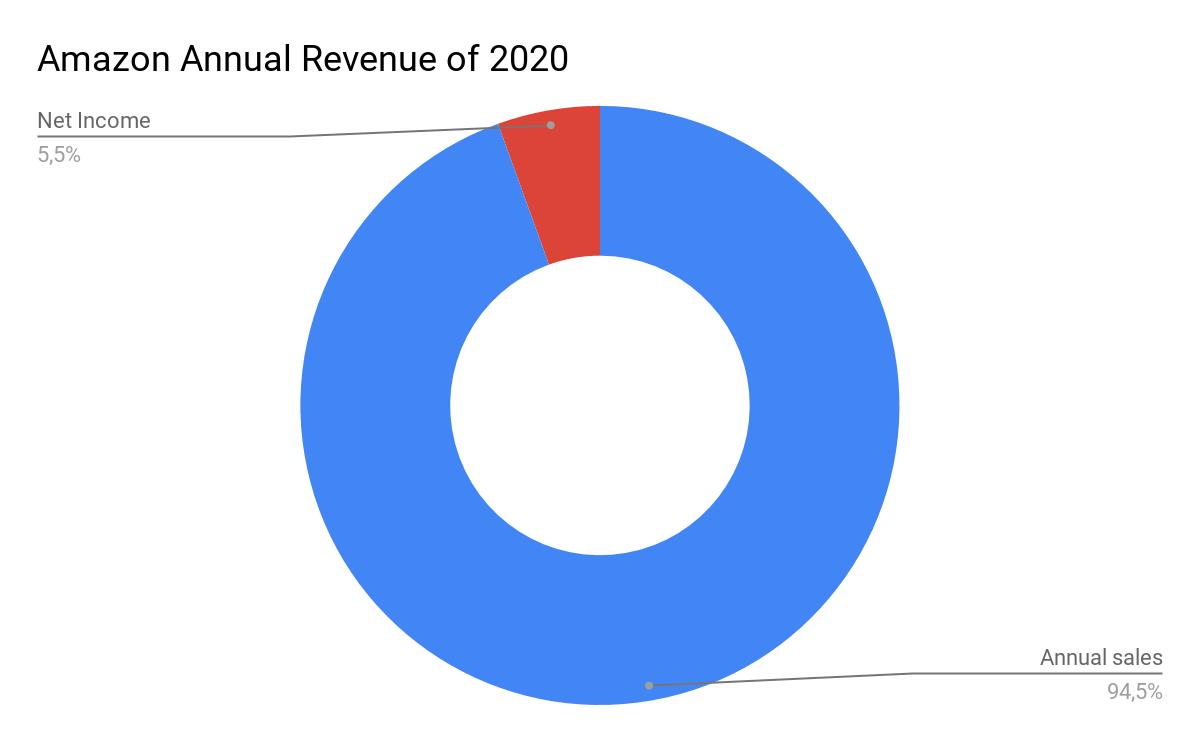 Amazon Net Income