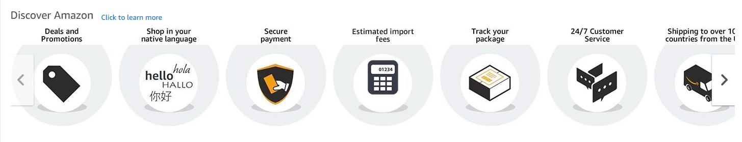 Amazon for buyers