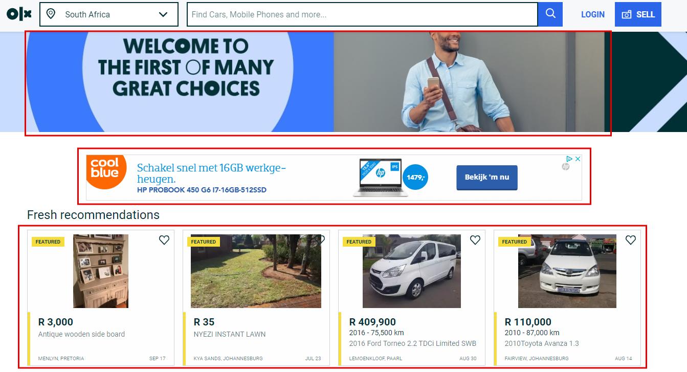 ads business model
