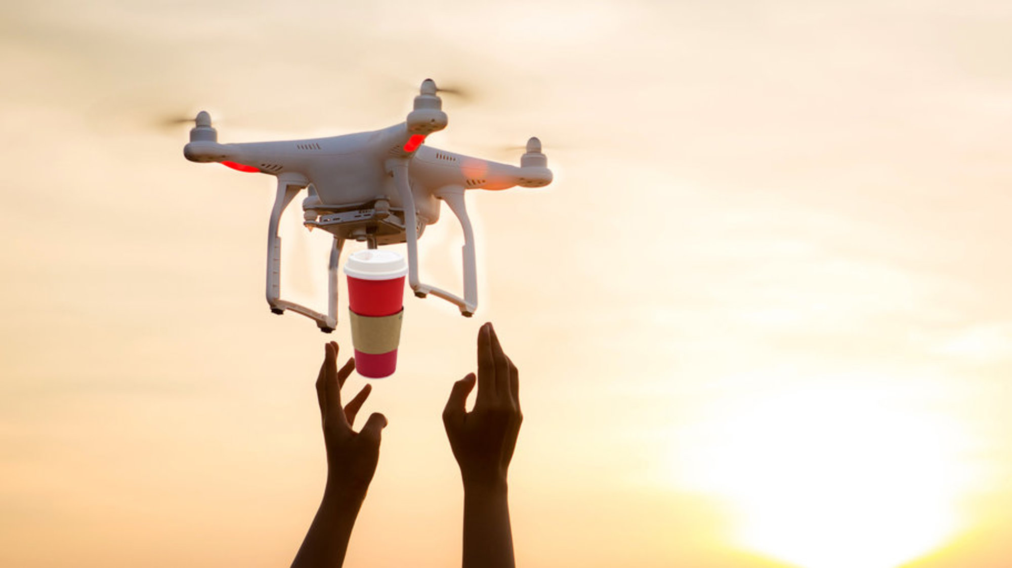 drone grocery delivery