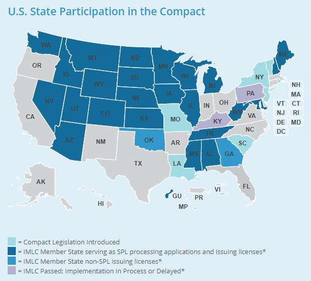 Interstate Medical Licensure Compact