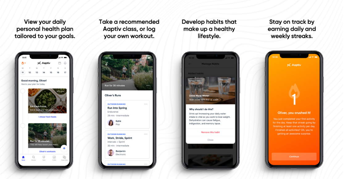 make your own workout plan app