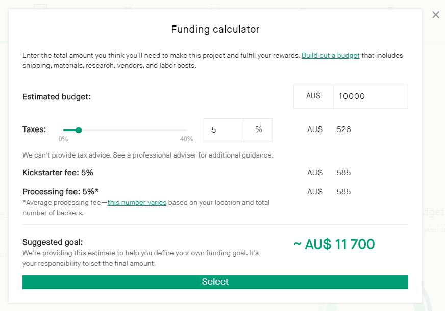how to create crowdfunding platform