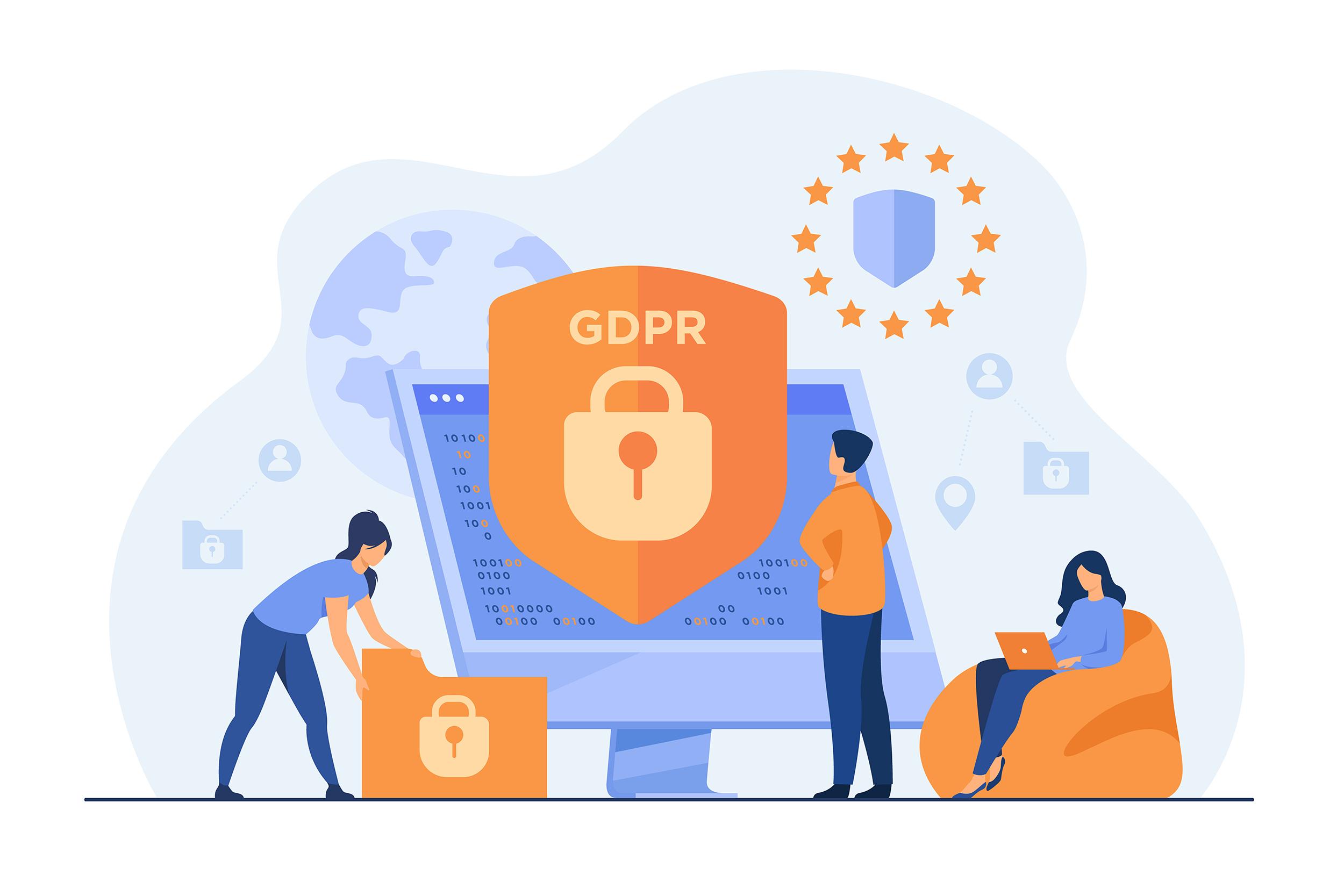 GDPR for online platfroms