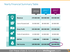 Yearly Financial Business Review Template