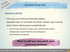 Summary Slide Line Water Color Brush Aquarelle PowerPoint