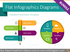 Flat Infographic Templates Design Bundle (PPT diagrams and icons)