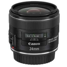 CANON EF Objectif 24 mm f/2.8