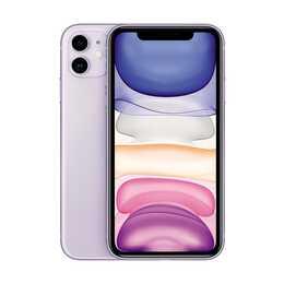 "APPLE iPhone 11 (6.1"", 128 GB, 12 MP, Violett)"