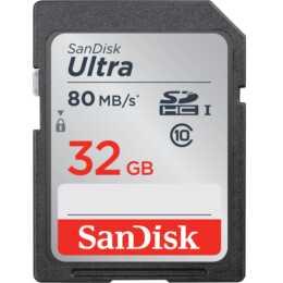 SANDISK Speicherkarte Ultra SDHC 32 GB