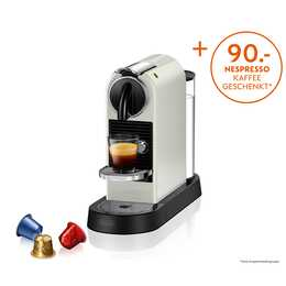 DELONGHI Citiz EN167.W (Nespresso, Blanc)