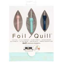 WE R MEMORY KEEPERS Werkzeugset Foil Quill