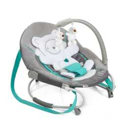 HAUCK Babywippe Leisure (Hearts)