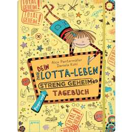 ARENA Tagebuch Dein Lotta-Leben (Mehrfarbig)