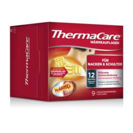 THERMACARE Wärmepflaster Neck, Shoulder & wrist
