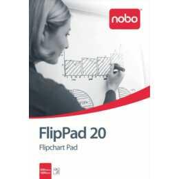 NOBO Flipchart Block 20 Blätter
