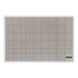 HANSA Schneidematte (45 cm x 60 cm, Transparent)