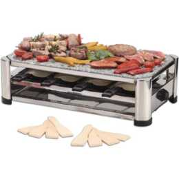 OHMEX Raclette Grill 4500