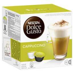 NESCAFÉ Capsules de Café Dolce Gusto Cappuccino (16 Pièce)